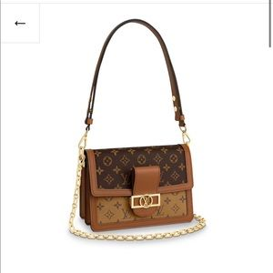 Louis Vuitton Dauphine MM Crossbody